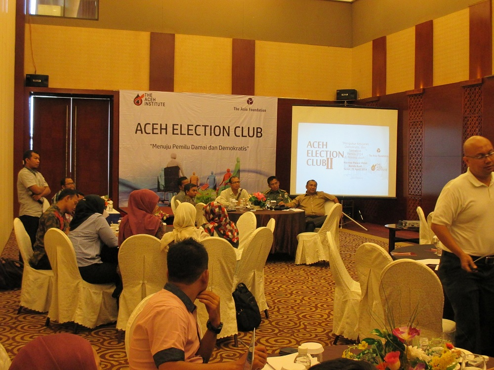 Aceh Election Club II